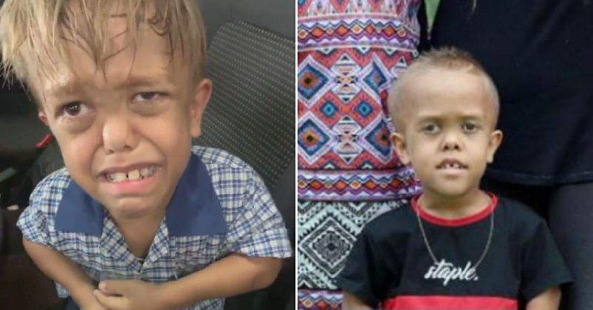 Mom shared a video of her bullied son begging to kill himself, boy inundated with support after the video went viral!